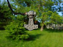 Šperky - Thorovo kladivo II - 10810832_