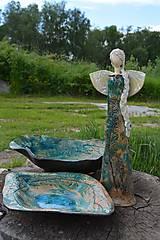 Nádoby - sada originálnej keramiky - 10811412_
