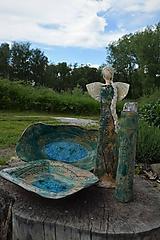 Nádoby - sada originálnej keramiky - 10811413_
