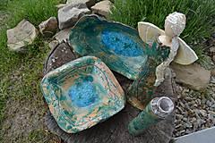 Nádoby - sada originálnej keramiky - 10811414_