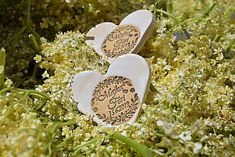 Darčeky pre svadobčanov - darčeky pre svadobčanov - keramické magnetky - 10811928_
