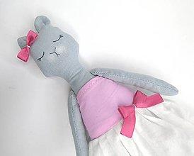 Hračky - Mačička (Marika) - 10811087_