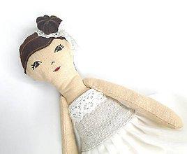Hračky - Bábika (Leila) - 10811097_