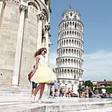 Sukne - Sukňa z kvalitnej pevnejšej krajky podšitá tylom rôzne farby - 10811960_