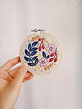 Obrázky - Abstraktné kvetinky - 10811469_