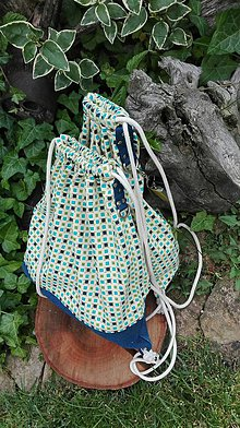 Batohy - Rifľový batoh - s karabínkou na kľúče - 10812085_