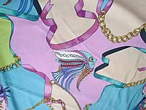 Textil - Úplet šíře 140 x 110 cm - 10810855_