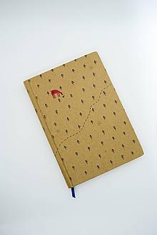 Papiernictvo - Papierový jeleň - 10811808_