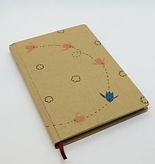 Papiernictvo - Papierový vtáčik - 10812149_
