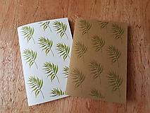 Papiernictvo - Zapisník: zelené - 10811017_