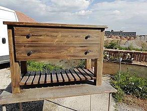 Nábytok - Stolik pod umyvadlo č. 29 - 10810941_