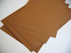 Papier - papier kraft A4, A5/ 10ks - 10815036_