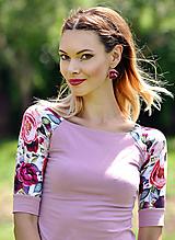 Tričko Petunia