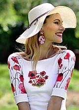 - Tričko Mrs. Poppy - 10813751_