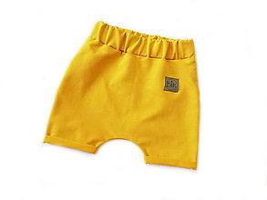 Detské oblečenie - Krátke nohavice - 10814644_