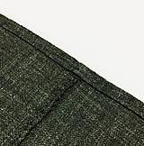 Sukne - Olivová sukňa - 10813443_