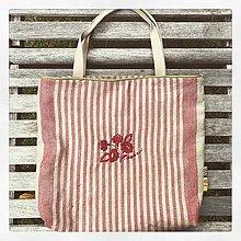 Veľké tašky - Letná taška Totebag - 10814488_