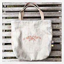 Veľké tašky - Letná taška Totebag - 10814498_