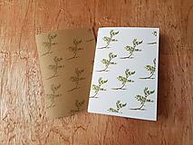 Papiernictvo - Zápisník: Vetvičky - 10814710_