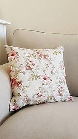 Úžitkový textil - Obliečka na vankúš 40 x 40 cm - 10813481_