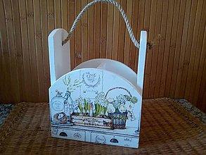 Pomôcky - jardin stojan - 10815967_