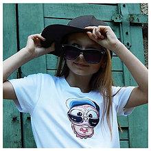 Detské oblečenie - Detské COOL tričko - OčiPuči mámnaháku Čiko n.1 - 10815614_