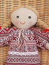Bábiky - Katka- bábika - 10815676_