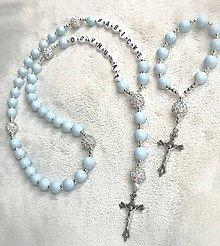 Iné šperky - Akcia ruženec 1+1 - 10815833_
