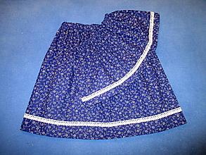 Sukne - rovnaké folkové sukne na mieru pre mamu a dcérku - 10815914_