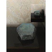 Dekorácie - Šperkovnička - 10816100_