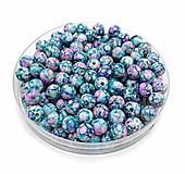 Korálky - Korálky ❤SKY BLUE -8mm- - 10815610_