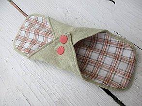 Úžitkový textil - dámska vložka-denná extra silná - 10816267_