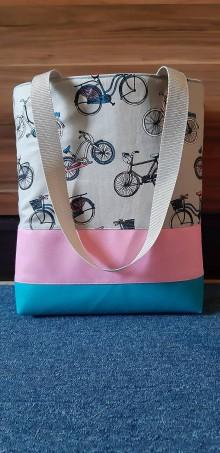 Kabelky - Taška Bicykle - 10815647_