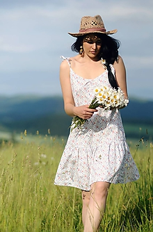 Šaty - Na Louce - letní šaty - 10816867_