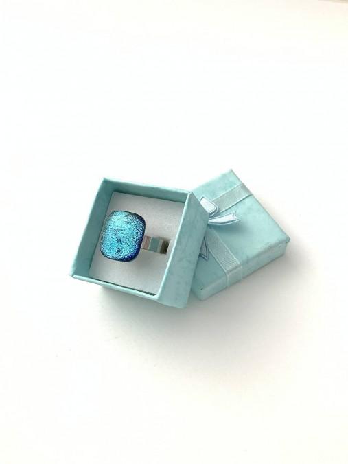 Maldives Sklenený prsteň