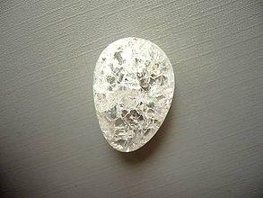 Minerály - Troml. kámen - křišťál 28 mm, č.37 - 10816240_