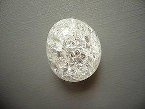 Minerály - Troml. kámen - křišťál 27 mm, č.38 - 10816244_