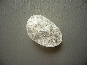 Minerály - Troml. kámen - křišťál 29 mm, č.40 - 10816249_