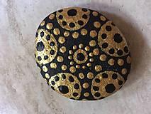 Dekorácie - Maľované kamienky - 10818493_