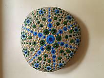Dekorácie - Maľované kamienky - 10818496_