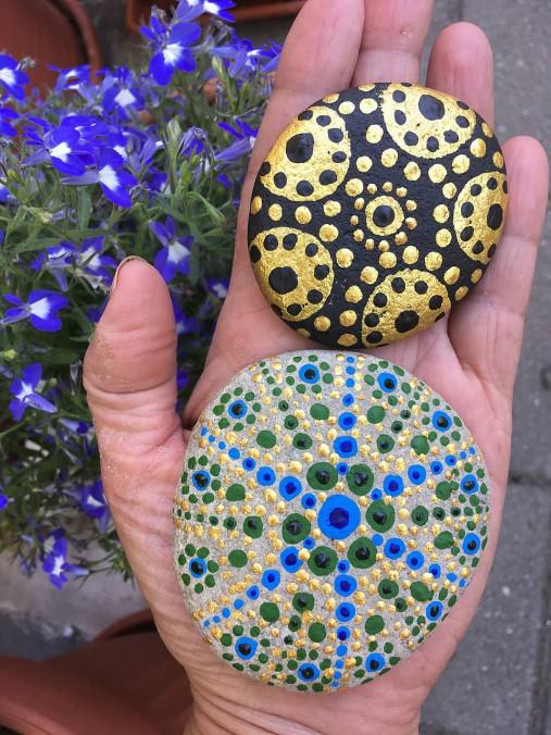 Maľované kamienky