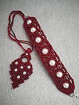 Sady šperkov - Jahôdka set - 10818026_