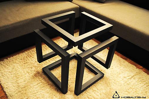 Konferenčný stolík Infinity Cube