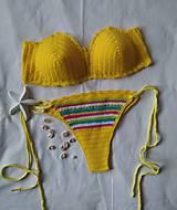 Crochet bikini SUN