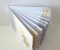 Papiernictvo - Detský fotoalbum - 10818984_
