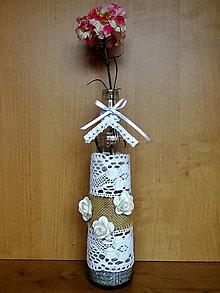 Dekorácie - Váza - 10817348_