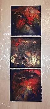 Obrazy - STRED VESMIRU obrazy - 10818430_