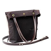 Veľké tašky - Dámská taška MARILYN DARK BROW 2 - 10818553_