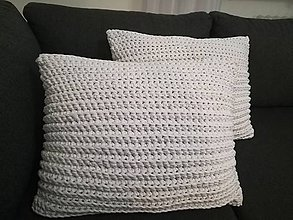 Úžitkový textil - Vankúš 50x50 - 10817171_