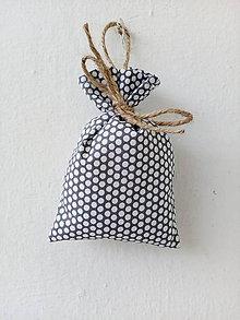 Úžitkový textil - Vrecúško na levanduľu 37 - 10819398_